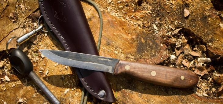 Condor Sapien – niezawodny nóż na każdą wędrówkę