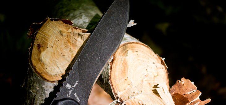 Nóż Schrade SCHF42 Frontier – 110% noża survivalowego