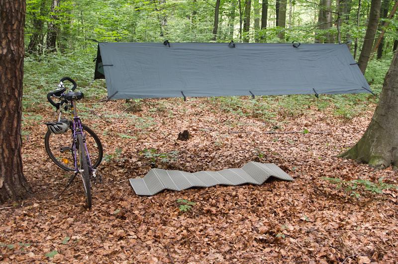 schronienie ultralight ultralekki namiot moskitiera-1