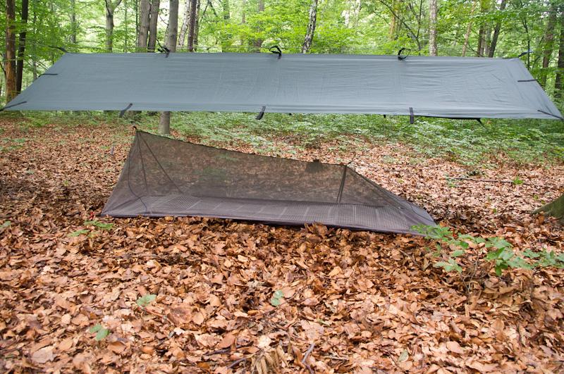 schronienie ultralight ultralekki namiot moskitiera-10