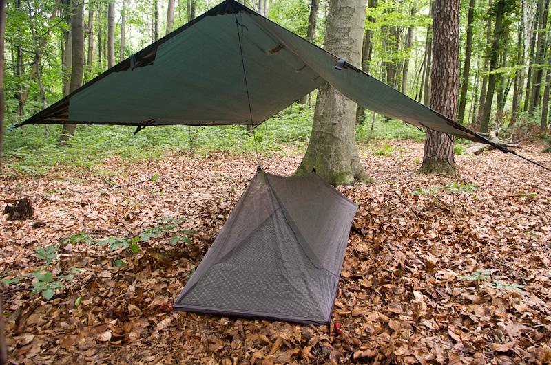 schronienie ultralight ultralekki namiot moskitiera-12