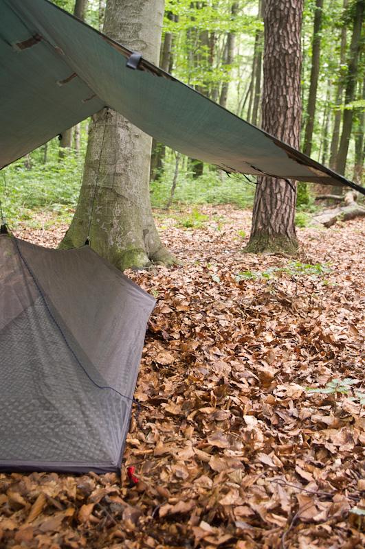 schronienie ultralight ultralekki namiot moskitiera-13