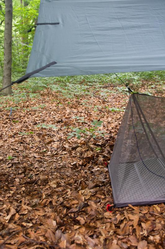 schronienie ultralight ultralekki namiot moskitiera-14