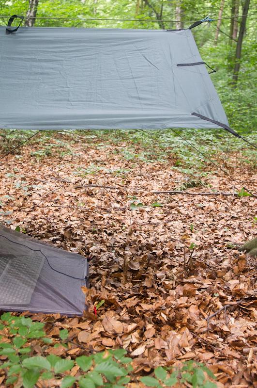 schronienie ultralight ultralekki namiot moskitiera-15