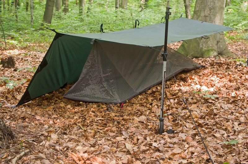 schronienie ultralight ultralekki namiot moskitiera-16