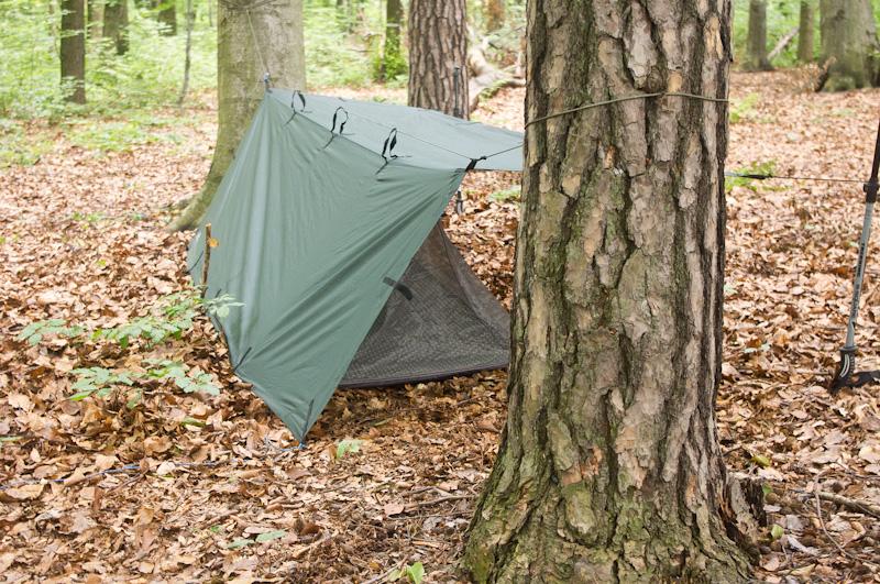 schronienie ultralight ultralekki namiot moskitiera-17