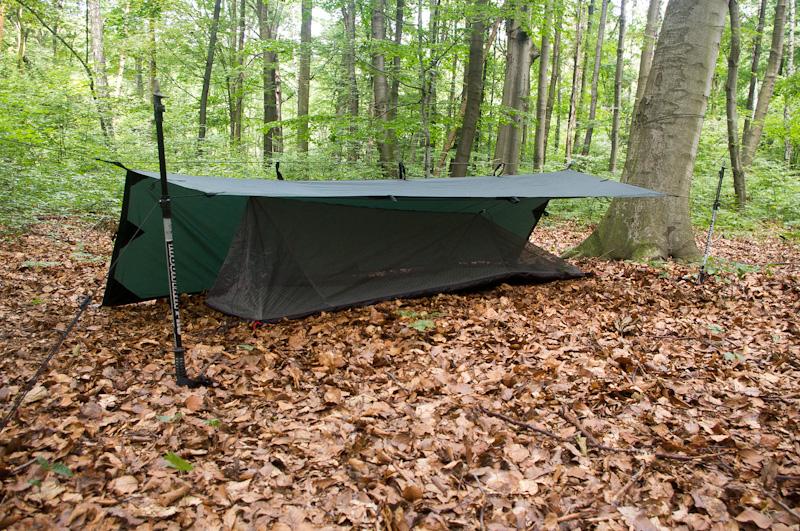 schronienie ultralight ultralekki namiot moskitiera-18