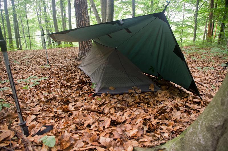 schronienie ultralight ultralekki namiot moskitiera-19