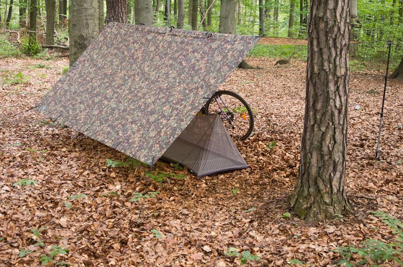 schronienie ultralight ultralekki namiot moskitiera-22