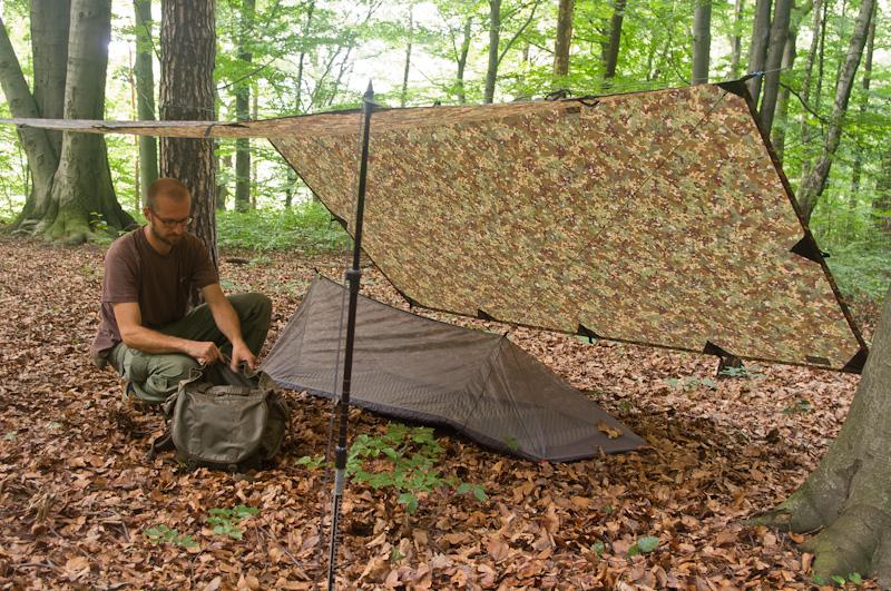 schronienie ultralight ultralekki namiot moskitiera-24