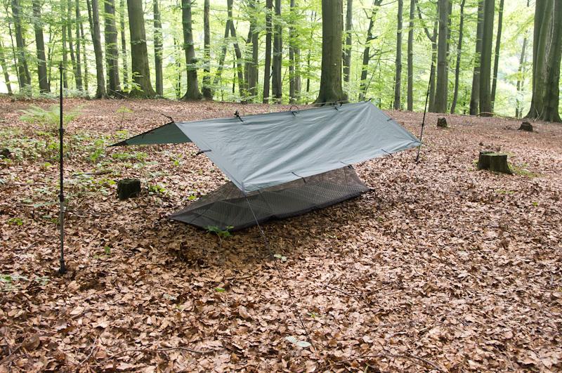 schronienie ultralight ultralekki namiot moskitiera-25