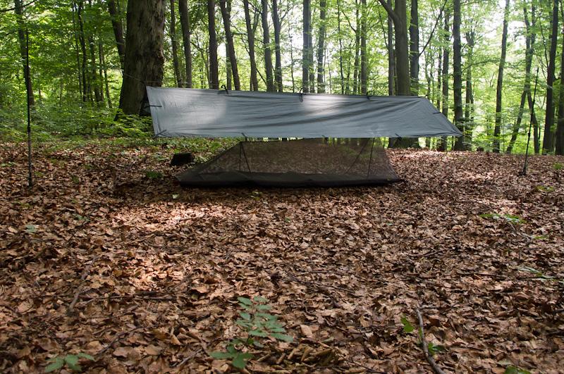 schronienie ultralight ultralekki namiot moskitiera-26