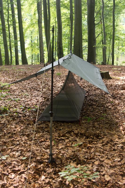 schronienie ultralight ultralekki namiot moskitiera-27