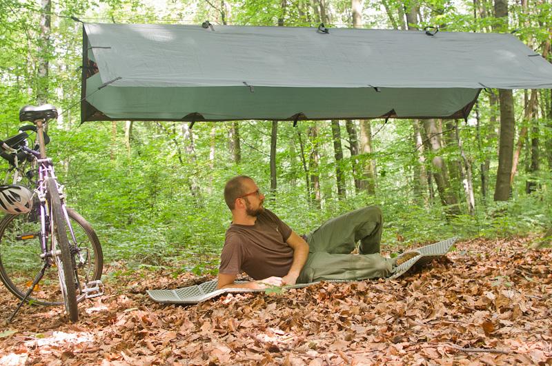 schronienie ultralight ultralekki namiot moskitiera-3