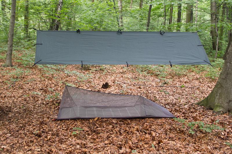 schronienie ultralight ultralekki namiot moskitiera-4