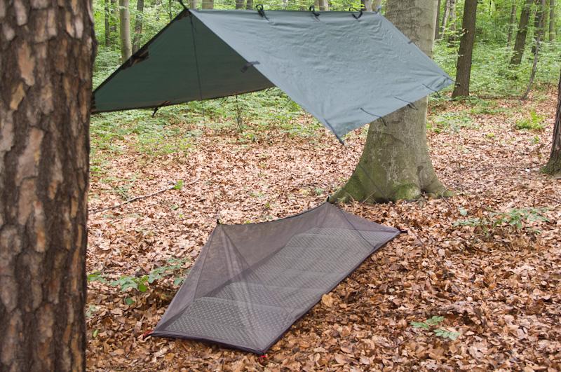 schronienie ultralight ultralekki namiot moskitiera-5