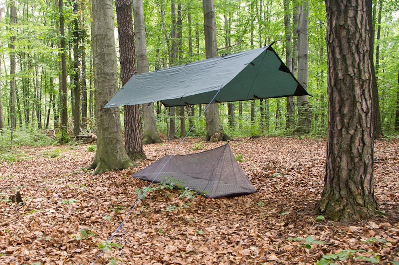 schronienie ultralight ultralekki namiot moskitiera-6