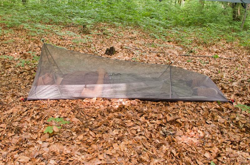 schronienie ultralight ultralekki namiot moskitiera-8
