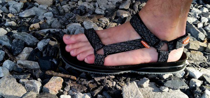 Sandały Lizard Creek IV w teren?